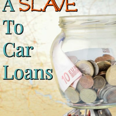 Never Make A Car Payment Again Using This Easy Trick