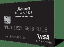 marriott rewards premier credit card