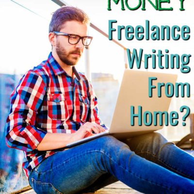 "Want To Earn Money Freelance Writing? ""Earn More Writing"" Course Review"
