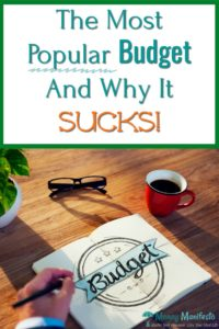 the most popular budget and why it sucks above budget notebook on desk