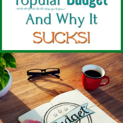 The Most Popular Budget And Why It Sucks