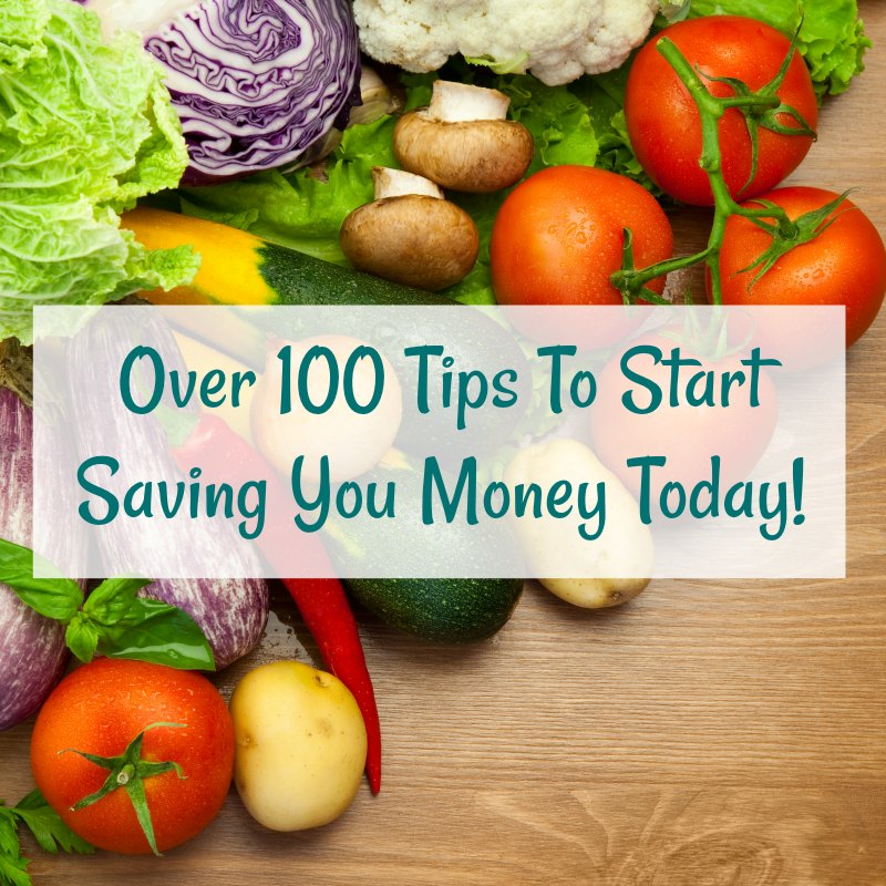 Over 100 ways to save money Tips from personal finance experts