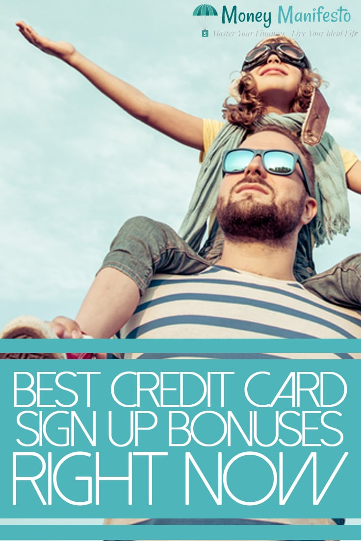 Best Credit Card Sign Up Bonuses – October 2018