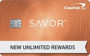 capital one savor credit card art