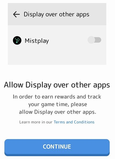 allow display over other apps screen