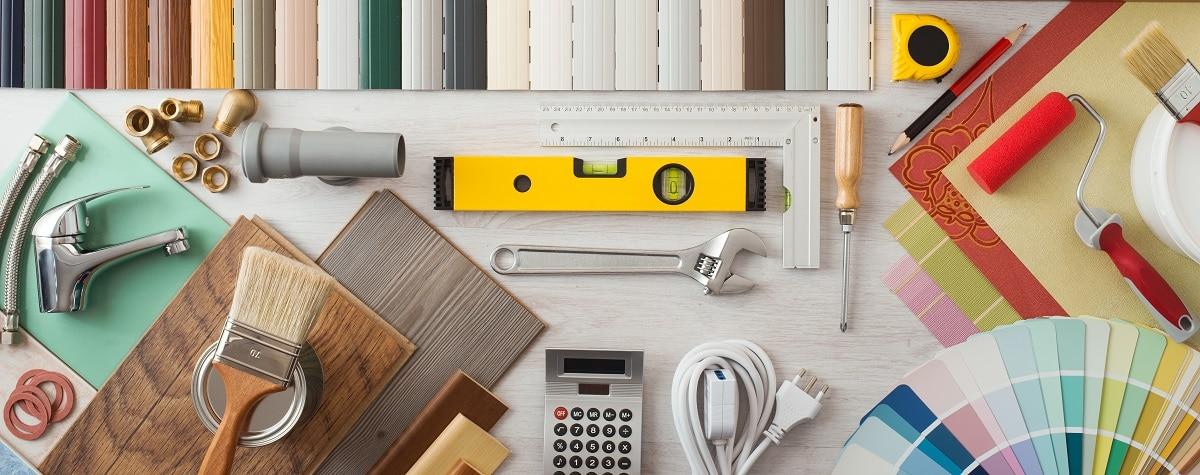 DIY and home renovation tools