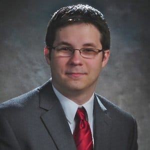 headshot of Lance Cothern, CPA